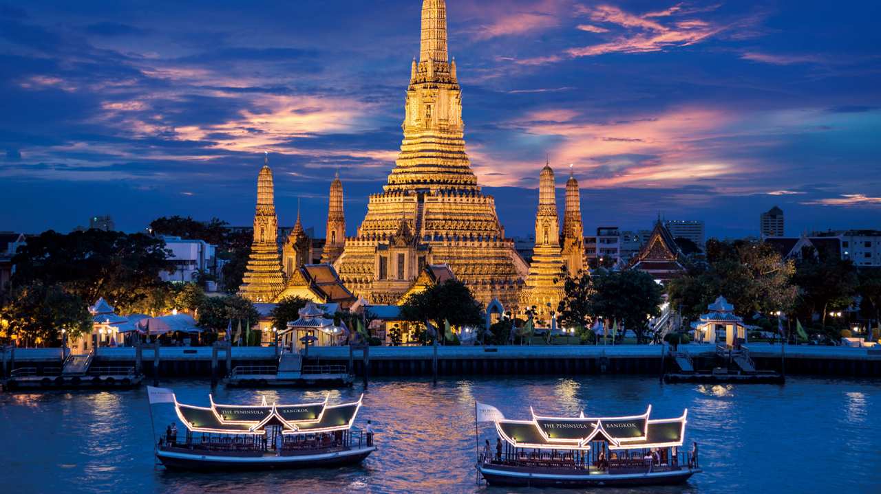 Минздрав Таиланда призвал воздержаться от пьянок с 25 по 29 октября