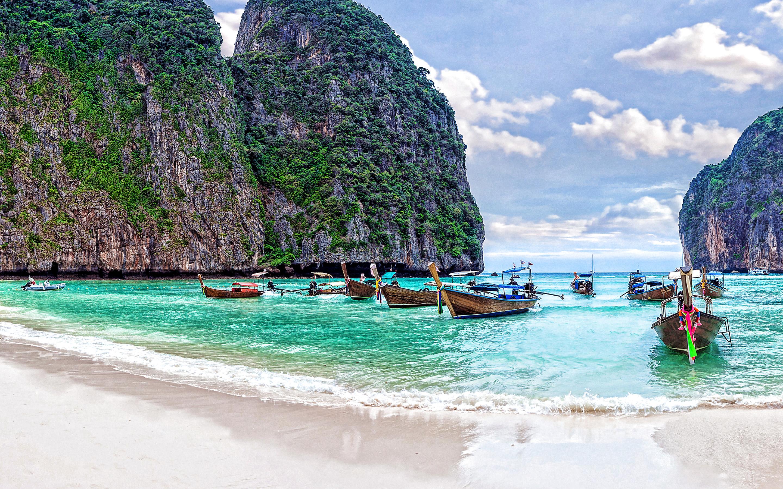 Доступ к островам Пхи-Пхи ограничен с 11 по 18 сентября