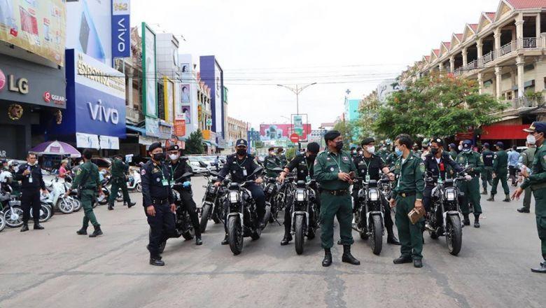 В Пномпене ввели новые ограничения в связи с ростом числа случаев Covid