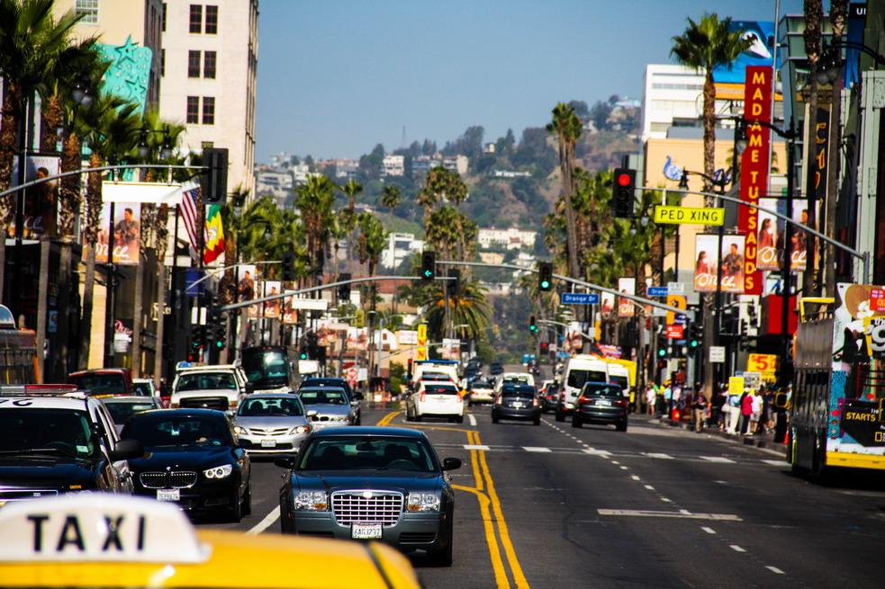 Транспорт Лос-Анджелеса