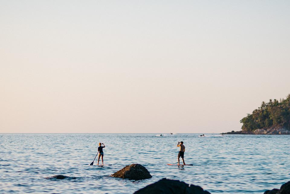 Купание запрещено на всех пляжах Пхукета пока продолжается охота за крокодилом
