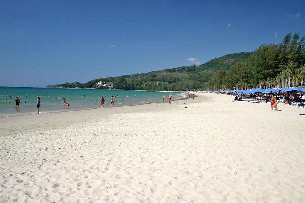 Пляж Камала Бич