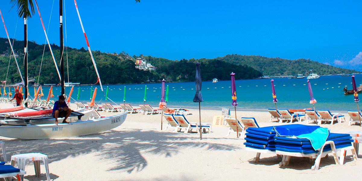 Phuket sandbox открыт для российских путешественников
