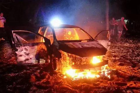 Пхукетского обывателя ищут за поджог авто бывшей подружки