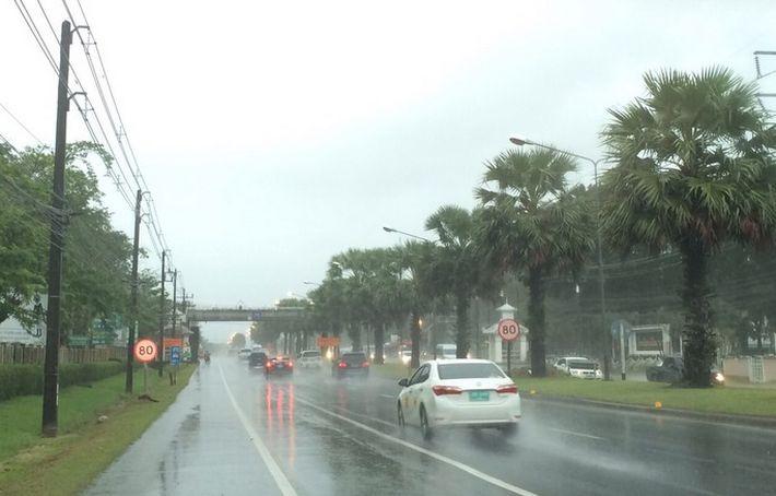 Пхукету пообещали три дня дождей