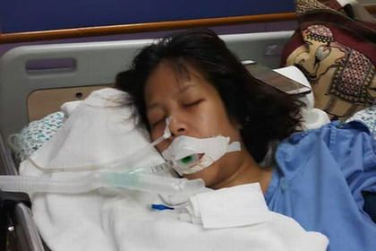 В Таиланде женщина сходила на массаж ног и умерла