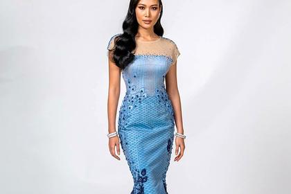 Звезде YouTube в Таиланде предъявили обвинения из-за критики платья, созданного дочерью короля