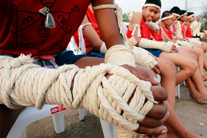 В Таиланде задумались о запрете детских боев после смерти 13-летнего боксера