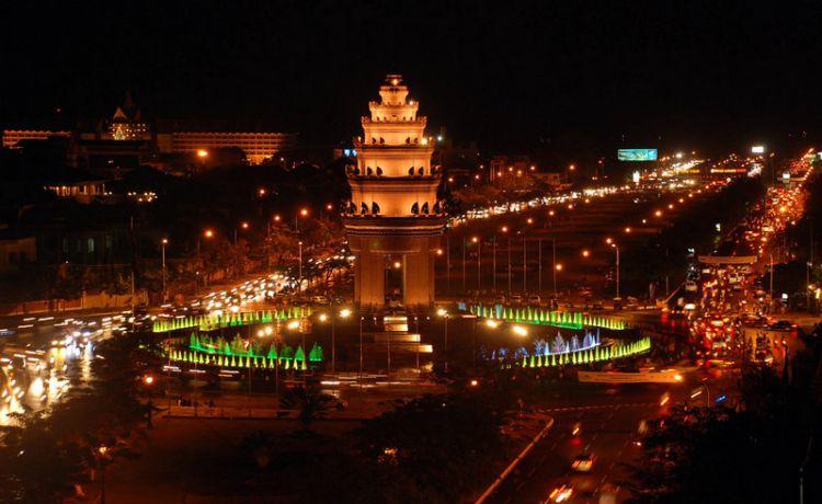Экскурсионный тур в Пномпень: 2 дня / 1 ночь