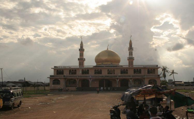 Камбоджа Пномпень. Часть 2