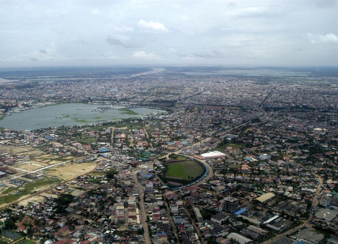 Эмирейтс начнет полеты в Пномпень