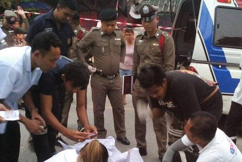 Полиция разыскивает бирманца, расправившегося с соотечественниками