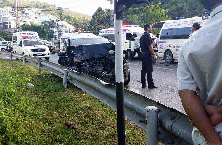 Полиция связала произошедшие в Кату ДТП и убийство в одно дело
