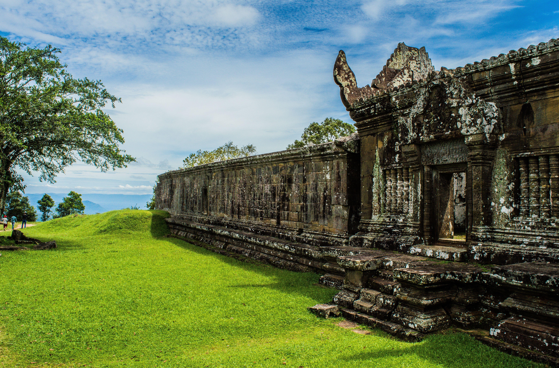 Власти Камбоджи устроили церемонию в честь «спорного» кхмерского храма