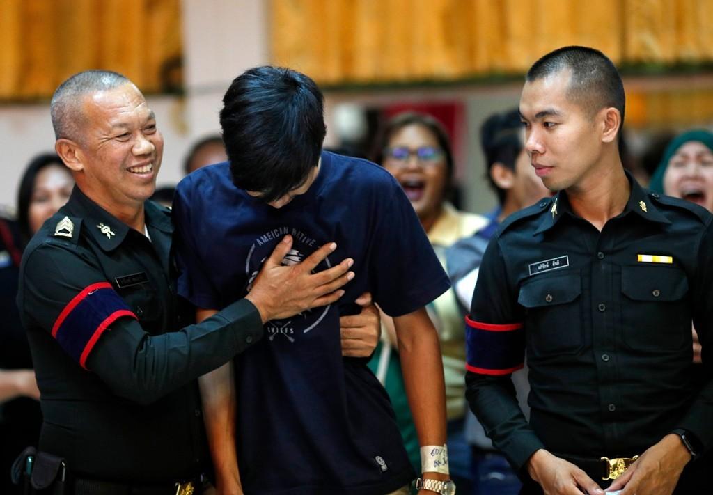 Призыв на престижную службу в армии Таиланда будет проходить онлайн