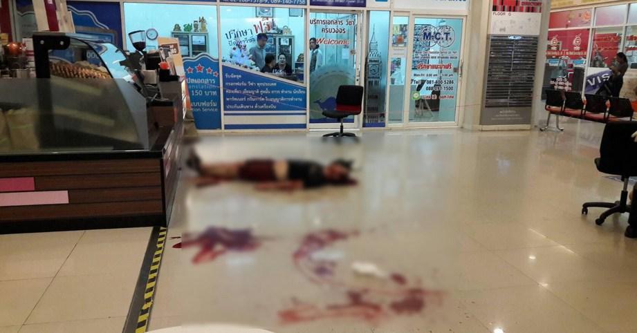 В Таиланде полицейский расстрелял туриста