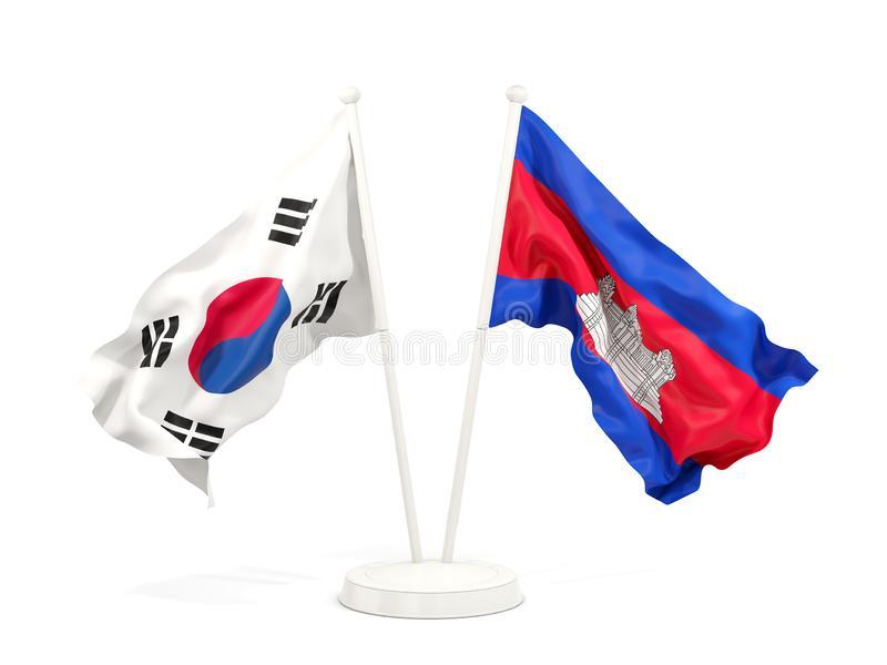 Южная Корея и Камбоджа планируют начать переговоры о свободной торговле