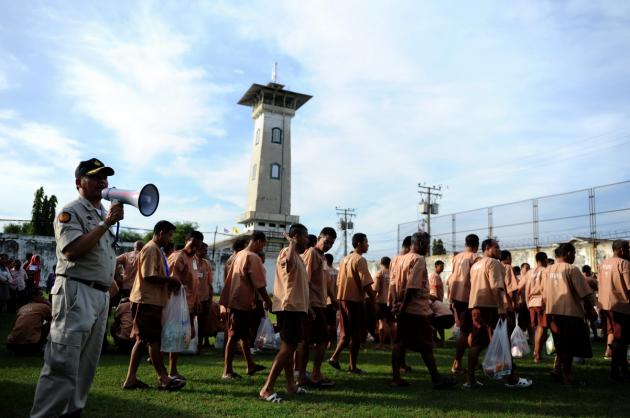В Таиланде королевское помилование получат 150 тыс. заключенных