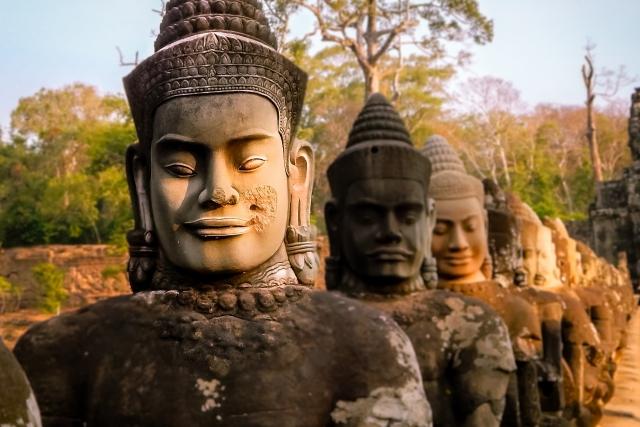 В Камбодже началось строительство первого НПЗ стоимостью $620 млн