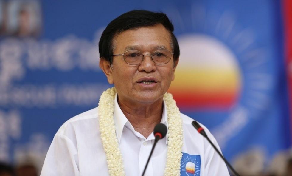 Лидера оппозиции в Камбодже обвиняют в сговоре с США