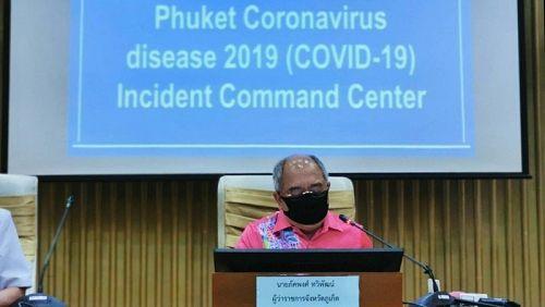 На Пхукете число случаев COVID-19 выросло до 13