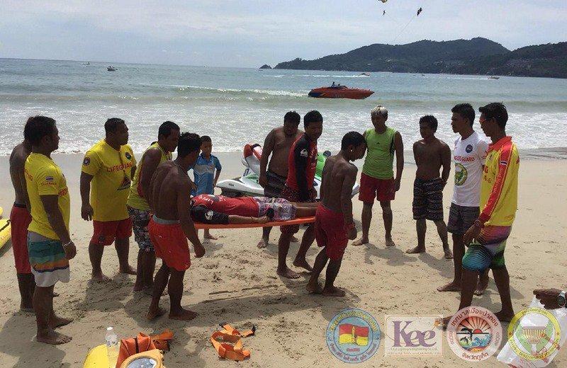 Спасатели Пхукета предупреждают: улучшение погоды не означает, что море безопасно для купания