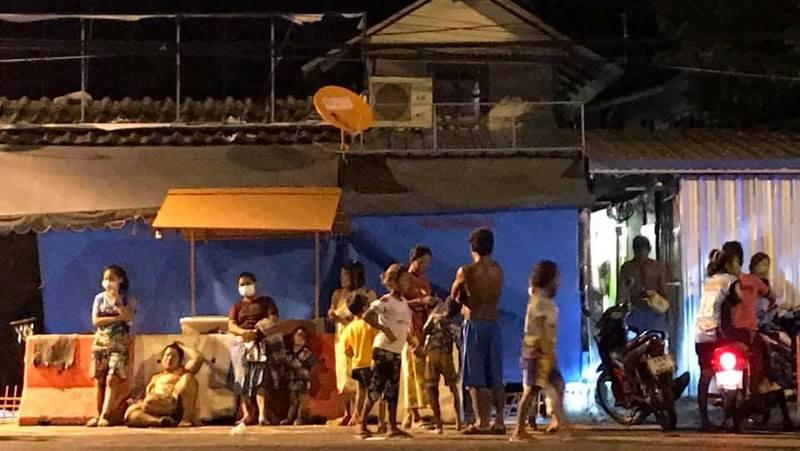 Утечка аммиака произошла в Раваи сегодня ночью