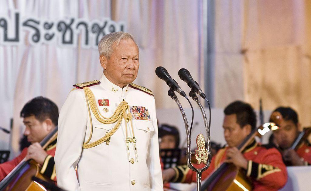 Умер глава Тайного совета Таиланда генерал Прем