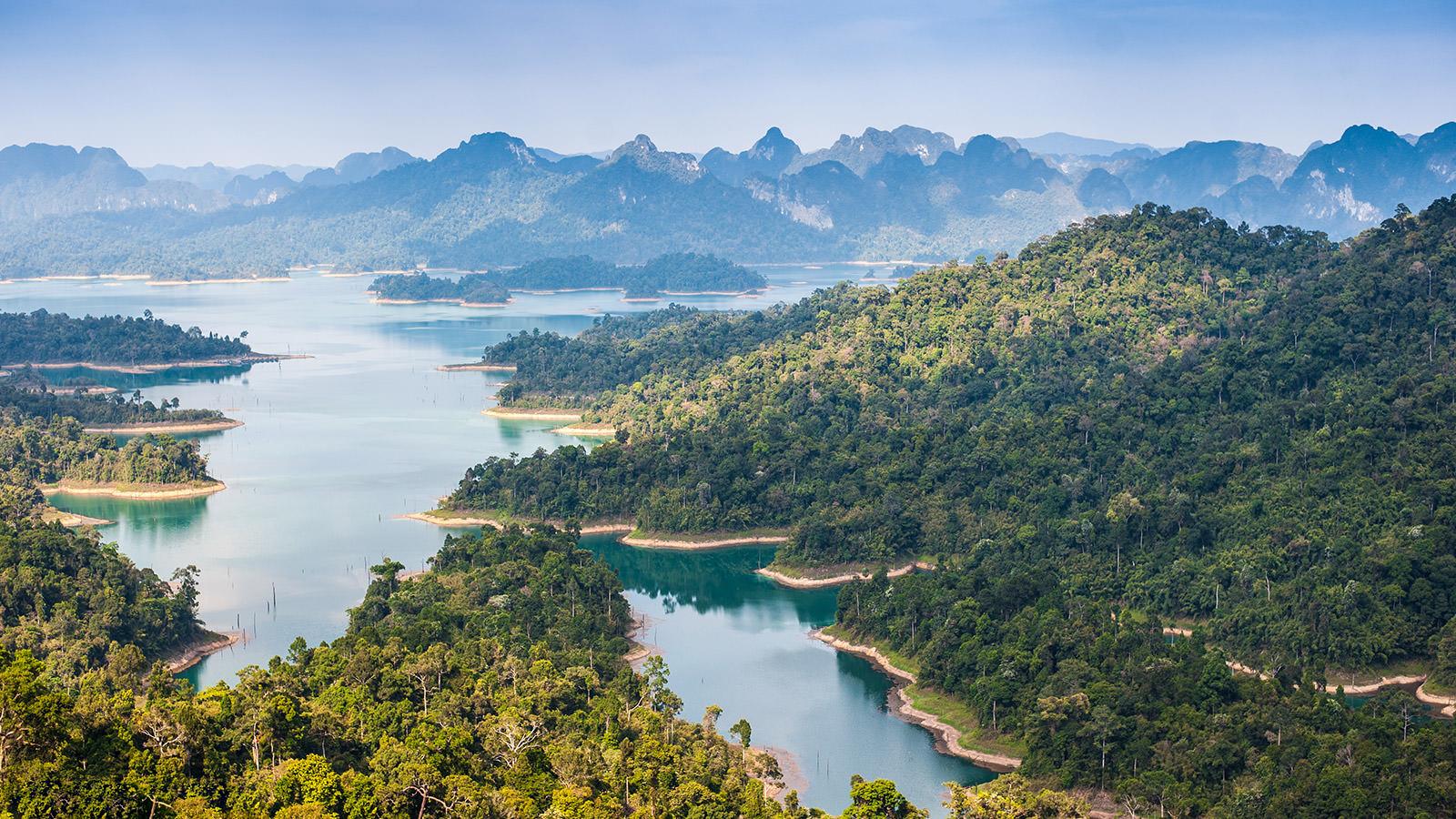 Национальные парки Таиланда получили инструкции перед новогодними праздниками