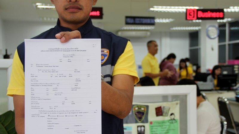 Иммиграционная служба Пхукета не требует наличие медицинской страховки для получения пенсионных виз