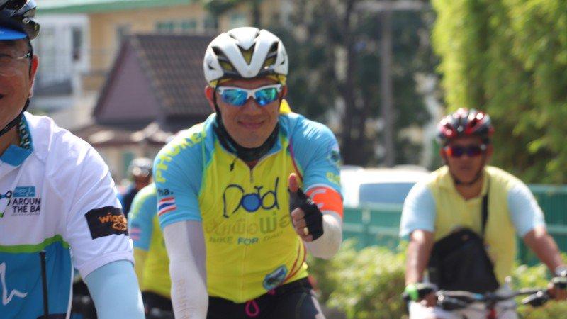 """На Пхукете подбирают маршрут для массового велопробега """"Bike Un Ai Rak"""""""