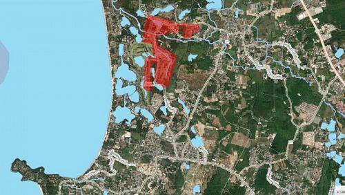 Лагуна частично останется без электричества 11 декабря