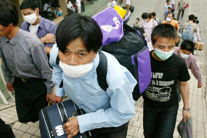 Новый тип пневмонии не повлияет на турпоток в китайский Новый год