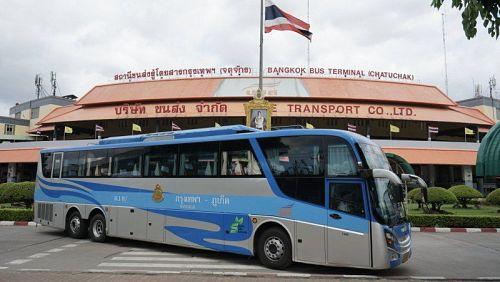 Запуск автобусного сообщения Пхукет-Бангкок отложен