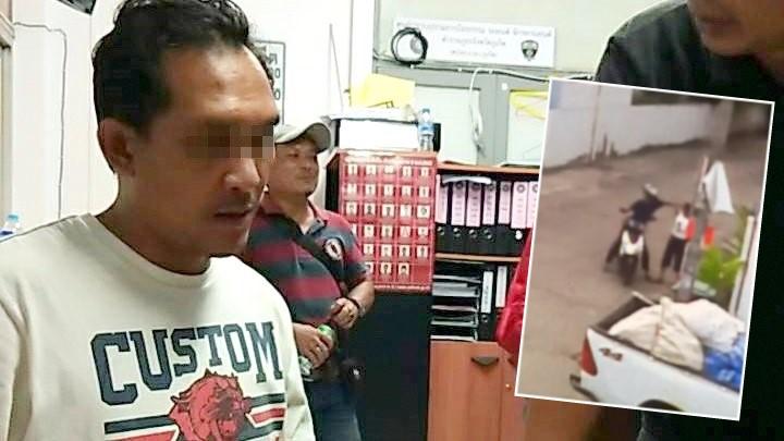 В Патонге арестовали местного жителя за серию ограблений