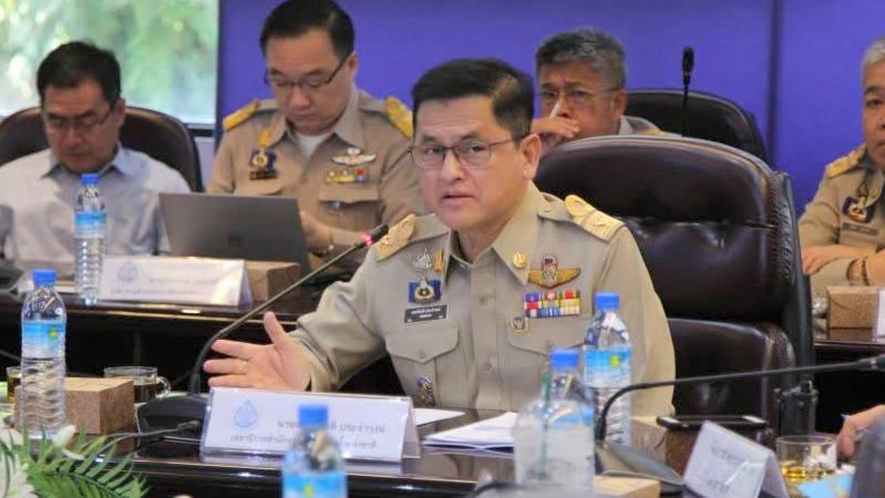ONWR предупреждает о сильных дождях и наводнениях на юге Таиланда
