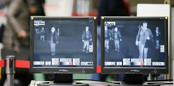 В аэропорту Пхукета все пассажиры из Китая проходят медицинский осмотр