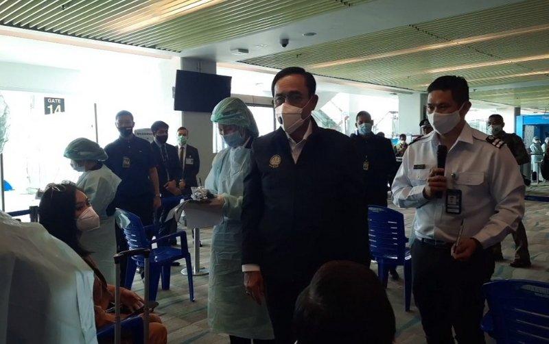 Премьер-министр Таиланда посетил Пхукет