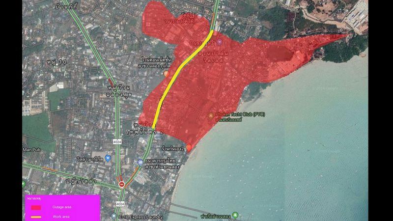 В Чалонге запланировано отключение электричества 25 июня