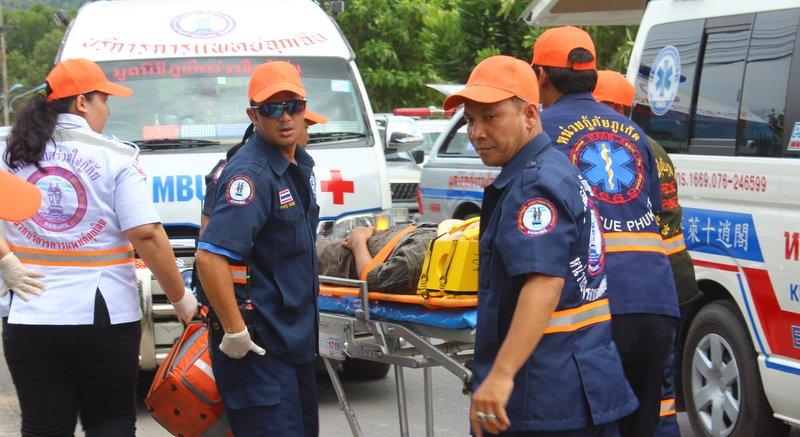 Учения по эвакуации при цунами пройдут на Пхукете