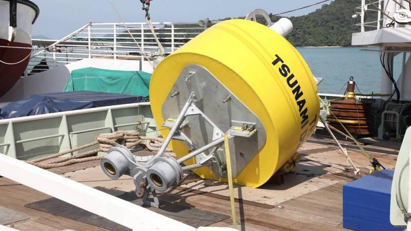 В Таиланде восстанавливают систему предупреждения о цунами