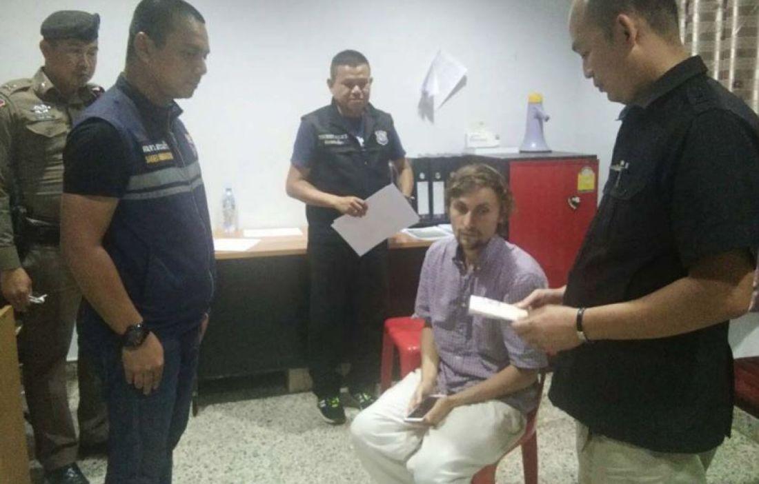 В Таиланде задержали россиянина, изменившего визовую отметку ручкой