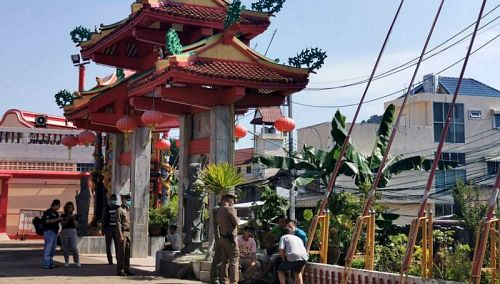 Из китайского храма в Пхукет-Тауне украли пожертвований на 100 тыс. бат