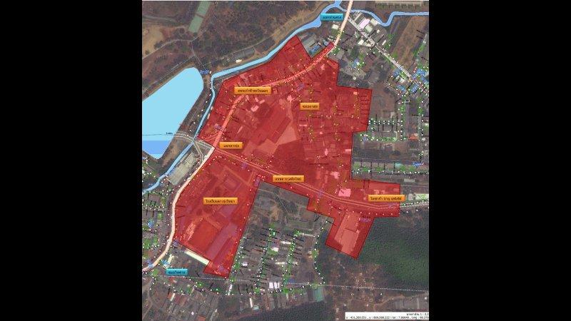 Отключение электроэнергии ожидается в Talat Nuea 3 июля