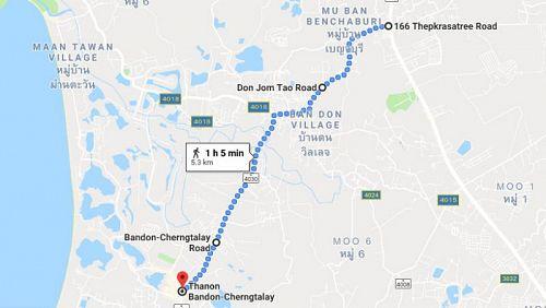 Часть Чернг-Талей останется без воды 8 июля
