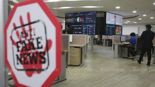 В центре противодействия фейковым новостям отчитались о первом месяце работы