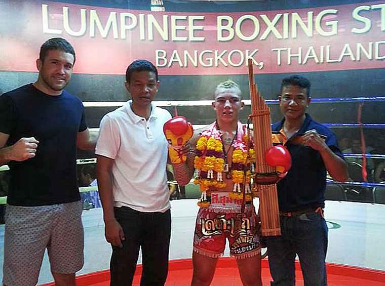 Известный 20-летний шотландский боксер Муай Тай найден в Таиланде без признаков жизни