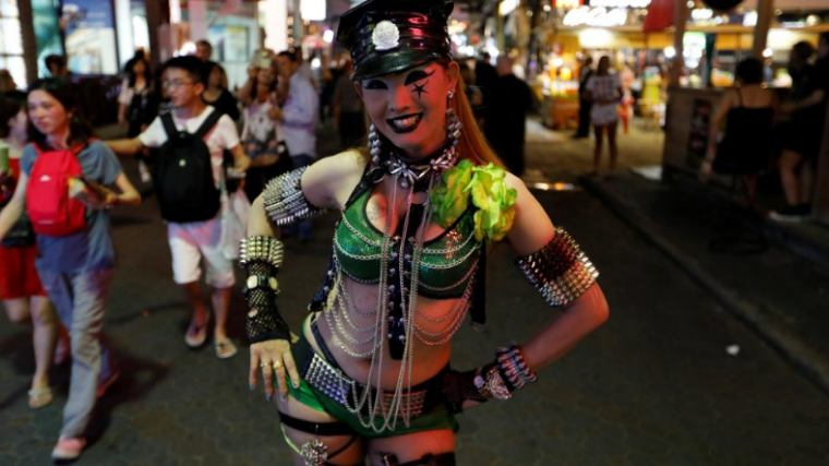 Вместо столицы секс-туризма в Паттайе будет «Happy Zone»
