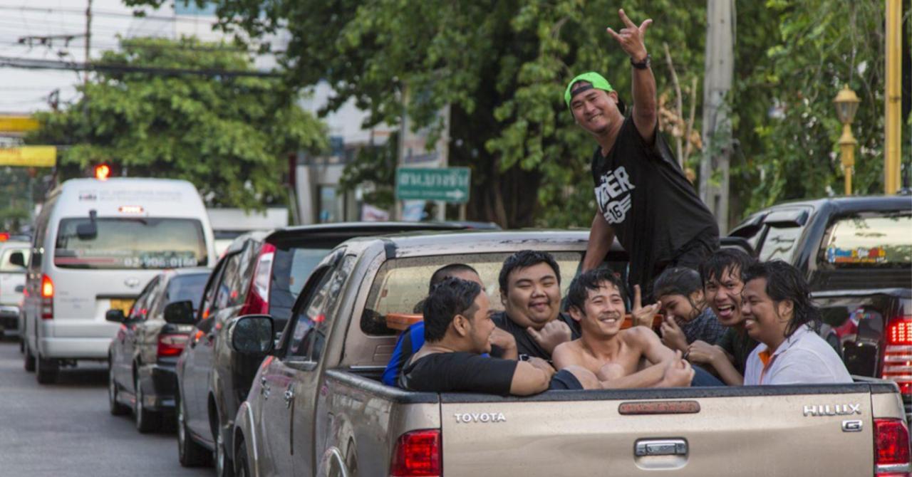 Пьяных водителей в Таиланде будут судить как убийц