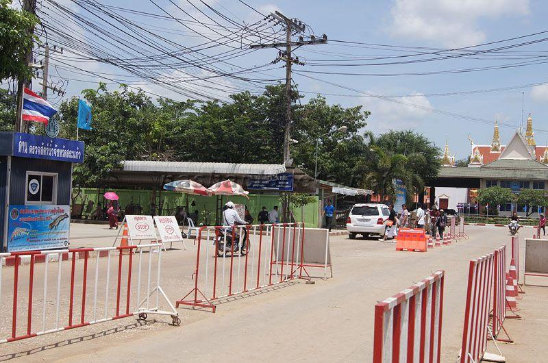 Алгоритм лучших маршрутов сообщением Паттайя - Камбоджа